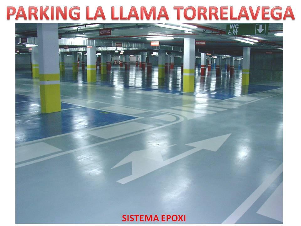 Pavimentos para garajes